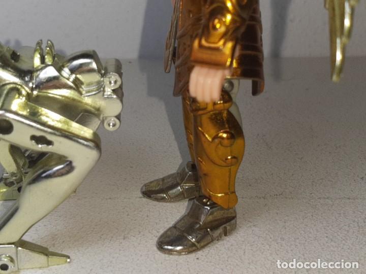 Figuas y Muñecos Caballeros del Zodiaco: CABALLEROS DEL ZODIACO - SAINT SEYA : ANTIGUA FIGURA SIREN SIRENE SORRENTO POSEIDON BANDAI AÑO 1989 - Foto 24 - 253718665