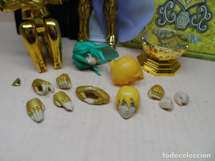 Figuas y Muñecos Caballeros del Zodiaco: FIGURA SAINT SEIYA (MYTH CLOTH) VIRGO DOHKO ARMADURA DE ORO - Foto 2 - 255569610