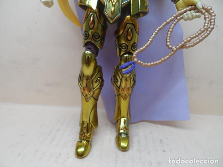 Figuas y Muñecos Caballeros del Zodiaco: FIGURA SAINT SEIYA (MYTH CLOTH) VIRGO DOHKO ARMADURA DE ORO - Foto 6 - 255569610