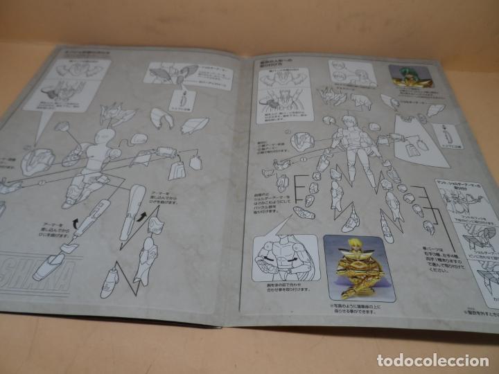 Figuas y Muñecos Caballeros del Zodiaco: FIGURA SAINT SEIYA (MYTH CLOTH) VIRGO DOHKO ARMADURA DE ORO - Foto 11 - 255569610