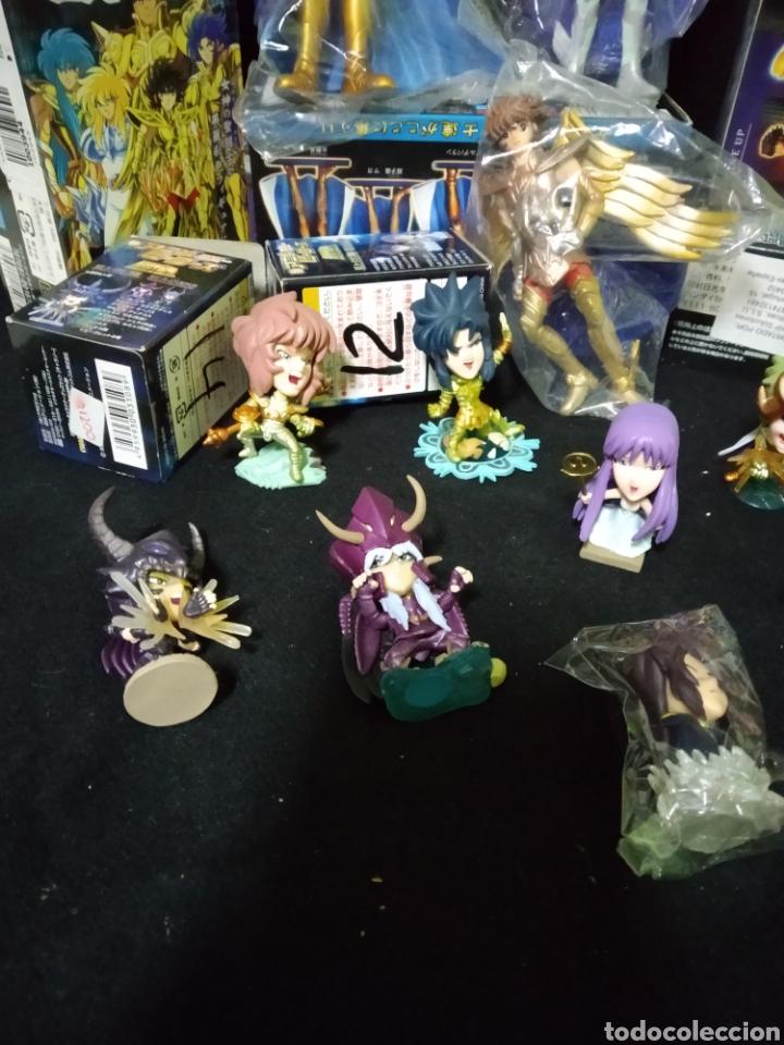 Figuas y Muñecos Caballeros del Zodiaco: Lote de caballeros del zodíaco en sus cajas originales , - Foto 4 - 259027035