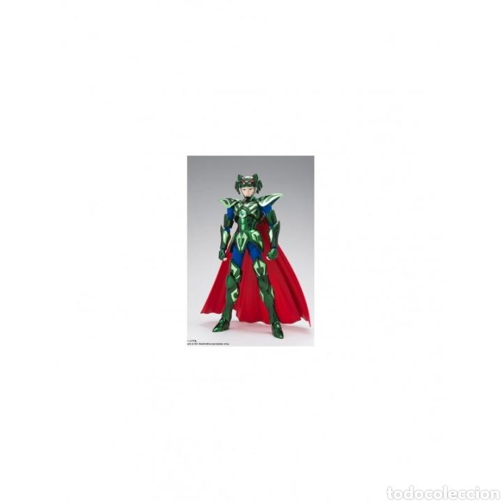 Figuas y Muñecos Caballeros del Zodiaco: FIGURA SYD MIZAR ZETA SAINT SEIYA MYTH CLOTH EX BANDAI CABALLEROS DEL ZODÍACO - Foto 5 - 262520855