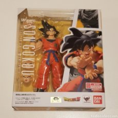 Figurines et Jouets Chevaliers du Zodiaque: DRAGON BALL | S. H. FIGUARTS | SON GOKU RAISED ON EARTH. Lote 264979989