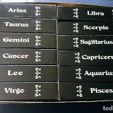Figuas y Muñecos Caballeros del Zodiaco: SAINT SEIYA, CABALLEROS DEL ZODIACO, BANDAI CAJA NEGRA 12 DE ORO SUPER OFERTA. Lote 269693773