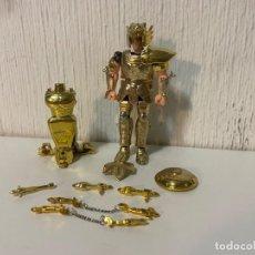 Figuas y Muñecos Caballeros del Zodiaco: FIGURA DHOKO DE LIBRA CABALLEROS DEL ZODIACO. Lote 288628323