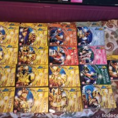 Figuas y Muñecos Caballeros del Zodiaco: CABALLEROS DEL ZODIACO 2006 COMPLETA 12 DE ORO + 5 DE BRONCE LEER DESCRIPCIÓN CABALLEROS ZODIACO. Lote 289451423