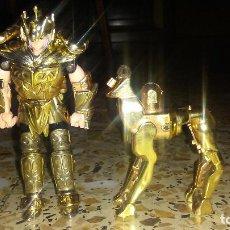 Figuas y Muñecos Caballeros del Zodiaco: MU DE ARIES VINTAGE SAINT SEIYA BANDAI 1987 COMPLETO PERO SIN CAJA. Lote 294447513