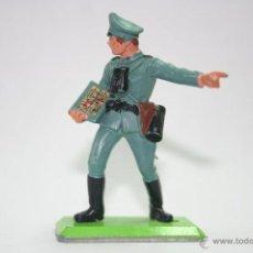 Figuras de Goma y PVC: FIGURA BRITAINS SOLDADO ALEMAN. Lote 46186953