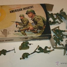 Figuras de Goma y PVC: MILITARY SERIES-AMERICAN INFANTRY (AIRFIX). Lote 49174812