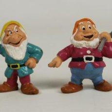 Figuras de Goma y PVC: COLECCION DE 4 ENENITOS EN PVC. PINTADOS A MANO. DISNEY. MADE IN GERMANY. AÑOS 80. Lote 51123315