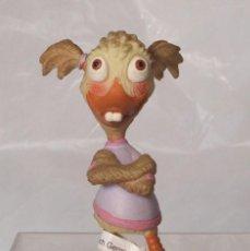 Figuras de Goma y PVC: FIGURA PVC CHICKEN LITTLE - ABBY - AÑOS 06 - ORIGINAL DE BULLYLAND. Lote 86670034