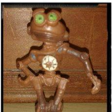 Figuras de Goma y PVC: FIGURA BEN EL ROBOT DISNEY BULLYLAND EL PLANETA DEL TESORO. Lote 66858066