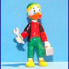 Figuras de Goma y PVC: CLASICOS DISNEY AÑOS 80 UNGENIO TARCONI FIGURA PVC BULLY . Lote 87537080