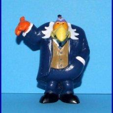 Figuras de Goma y PVC: EL CONDE DUCKULA IGOR DIBUJOS FIGURA EN PVC BULLY . Lote 88791616
