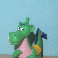 Figuras de Goma y PVC: FIGURA DE PLÁSTICO PVC DRAGÓN SNIKS ASTROSNIKS ASTRO SNIKS. NO MC DONALDS. BULLY.. Lote 95616855