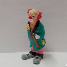 Figuras de Goma y PVC: FIGURA PVC PAYASO FIGURAS PVC BULLYLAND MUÑECOS BULLYLAND PAYASOS. Lote 97516020