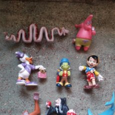 Figuras de Goma y PVC: LOTE DE FIGURAS DE PVC PERSONAJES DISNEY. VER FOTOS Y LEER DESCRIPCIÓN.. Lote 109297308