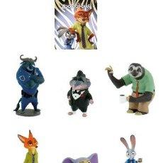 Figuras de Goma y PVC: FIGURA PVC ZOOTROPOLIS & FM DISNEY. Lote 103522063