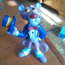 Figuras de Goma y PVC: PANTERA ROSA DE BULLY. Lote 104129332