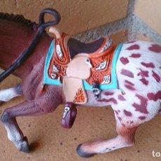 Figuras de Goma y PVC: FIGURA BULLYLAND APPALOOSA HORSE 62668 CABALLO. Lote 109264027