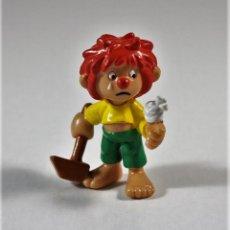 Figuras de Goma y PVC: FIGURA PVC PUMUKI - MARTILLO - BULLY 1983. Lote 109839523