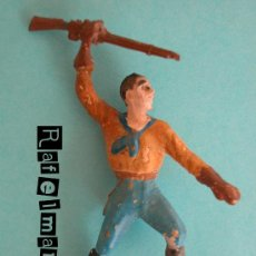 Figuras de Goma y PVC: ALCA-CAPELL - FIGURA MUY ANTIGUA FABRICADA EN GOMA _ . Lote 25509749