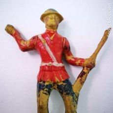 Figuras de Goma y PVC: SOLDADO DE GOMA ALCA/CAPELL. Lote 105821019