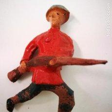 Figuras de Goma y PVC: SOLDADO DE GOMA ARCA/CAPELL. Lote 105821111