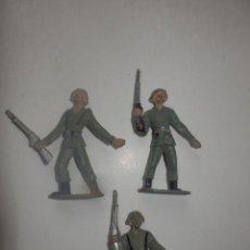 Figuras de Goma y PVC: COMANSI SOLDADOS ESPAÑOLES. Lote 47201564