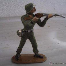 Figuras de Goma y PVC: SOLDADO AMERICANO DE COMANSI 1º EPOCA. Lote 51927829