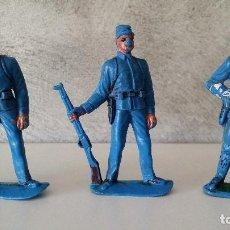 Figuras de Goma y PVC: LOTE SOLDADOS NORDISTAS COMANSI. Lote 69785693