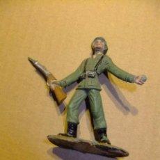 Figuras de Goma y PVC: SOLDADOS DEL MUNDO ESPAÑOL REF 1017 COMANSI AÑOS 60-70. Lote 79727241