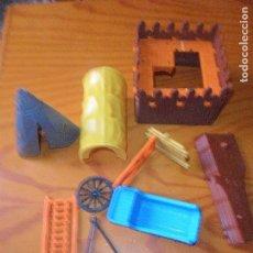 Figuras de Goma y PVC: LOTE DE PIEZAS COMANSI --. Lote 80166809