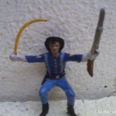 Figuras de Goma y PVC: CONDUTOR DE CARRETA DE LA BATALLA DEL LITTER BING HORN DE COMANSI. Lote 89504820