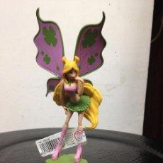 Figuras de Goma y PVC: FIGURA COMANSI ORIGINAL WINX FLORA. Lote 89666916