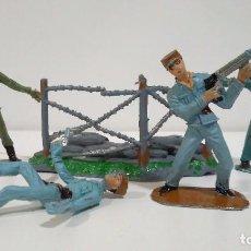 Figuras de Goma y PVC: SOLDADOS DE COMANSI EJÉRCITOS DEL MUNDO. Lote 93755060