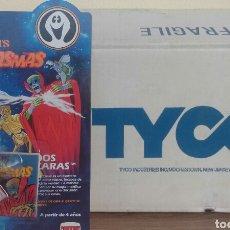 Figuras de Goma y PVC: COMANSI GHOSTBUSTERS CAJA DE FABRICA 1987 COMPLETA CON 12 FIGURAS. Lote 98642631