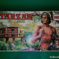 Figuras de Goma y PVC: CAJA DE COMANSI - TARZAN EN LA SELVA - REF 177. Lote 100094175