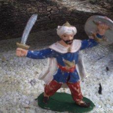 Figuras de Goma y PVC: SARRACENO DE COMANSI. Lote 102503255