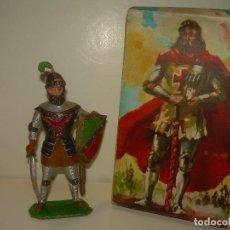 Figuras de Goma y PVC: FIGURA CON CAJA ORIGINAL..JUGUETES HISTORICOS.. Lote 103296399