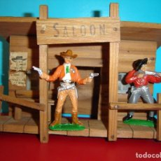 Figuras de Goma y PVC: COW-BOYS COMANSI. Lote 109606667