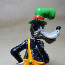 Figuras de Goma y PVC: FIGURA PVC, LOBO, COMIC SPAIN, ESPAÑA, RARO. Lote 20626023