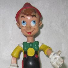 Figuras de Goma y PVC: FLEXI PINOCHO,COMICS SPAIN,AÑO 1985. Lote 26201664