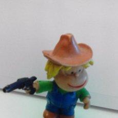 Figuras de Goma y PVC: MIGUELITO - MAFALDA - QUINO - 1984. Lote 55014335