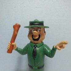 Figuras de Goma y PVC: FIGURA DE RANYER DE OSO YOGI COMICS SPAIN. Lote 66418462