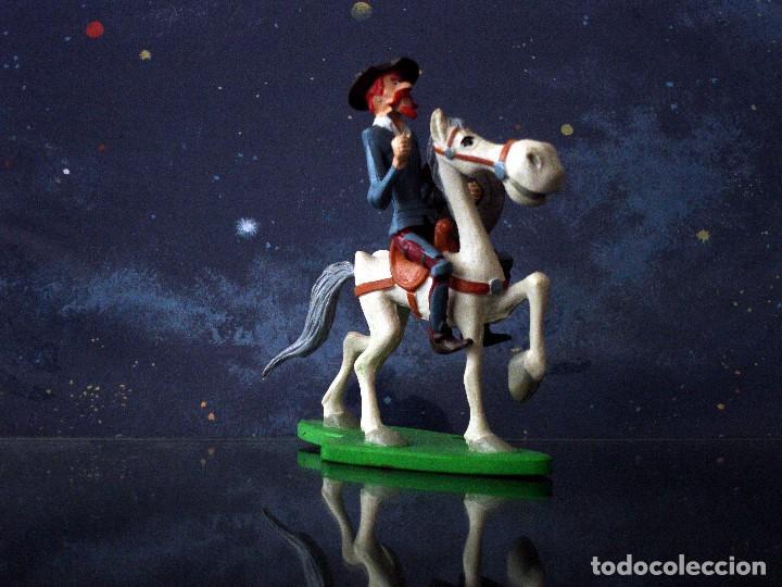 Figuras de Goma y PVC: COMICS SPAIN - FIGURAS DE D. QUIJOTE & ROCINANTE, SANCHO & RUCIO - - Foto 2 - 79093685