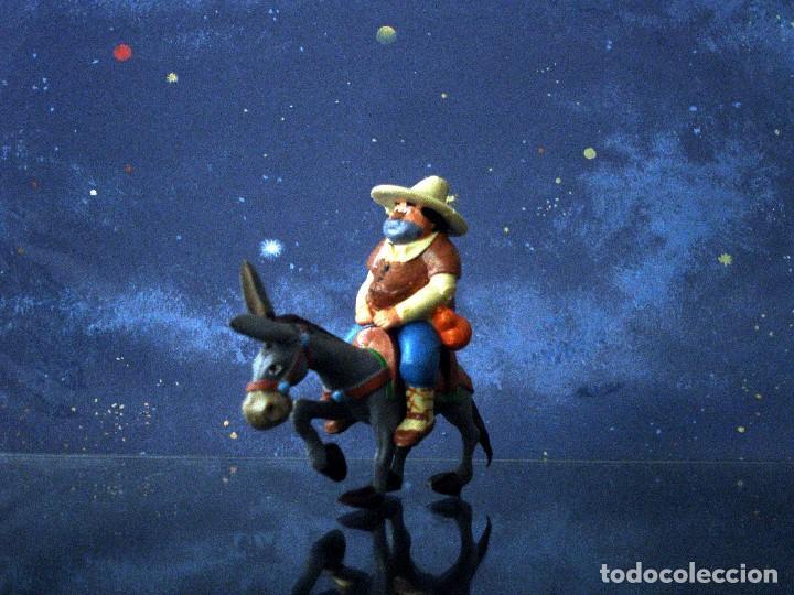 Figuras de Goma y PVC: COMICS SPAIN - FIGURAS DE D. QUIJOTE & ROCINANTE, SANCHO & RUCIO - - Foto 3 - 79093685