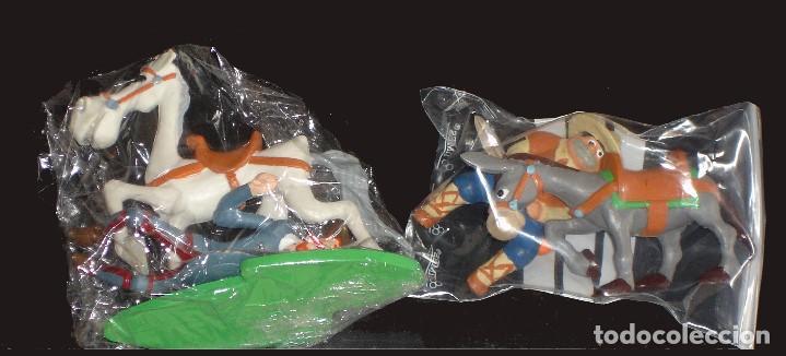 Figuras de Goma y PVC: COMICS SPAIN - FIGURAS DE D. QUIJOTE & ROCINANTE, SANCHO & RUCIO - - Foto 4 - 79093685
