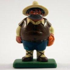 Figuras de Goma y PVC: FIGURA DE GOMA Y PVC VINTAGE - COMICS SPAIN - SANCHO PANZA - 6 CMS. Lote 72397303