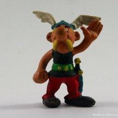 Figuras de Goma y PVC: FIGURA DE GOMA Y PVC VINTAGE - COMICS SPAIN - ASTERIX - 6 CMS. Lote 72397535